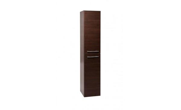 Vysoká skříňka s košem KZ2.30 (dřeviny - otevírání pravé)