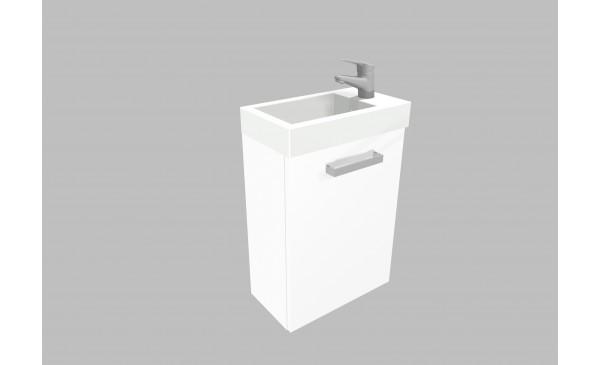 Umyvadlová skříňka KLMT40.1.1 P