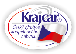 Krajcar - český výrobce koupelnového nábytku